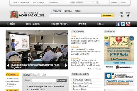 Prefeitura Municipal de Mogi das Cruzes/SP