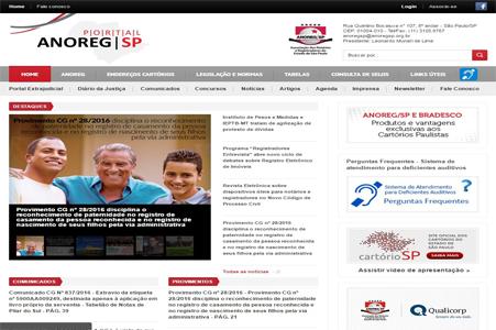 Associação dos Notários e Registradores de São Paulo
