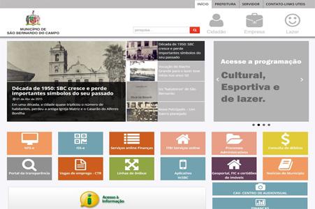 Prefeitura Municipal de São Bernardo do Campo/SP