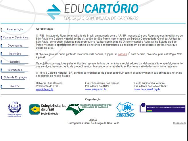 Educartório