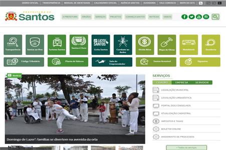 Prefeitura Municipal de Santos/SP