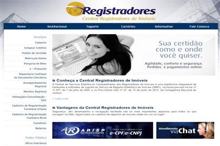 Central Registradores de Imóveis