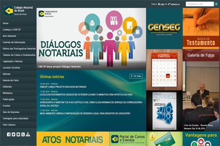 Colégio Notárial do Brasil - Seção São Paulo